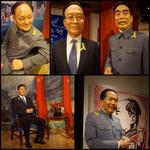 ! MT @JulieMakLAT Somebody put yellow ribbons on all the Chinese Leaders at @MadameTussauds #HongKong #OccupyCentral http://t.co/MkhjQYoHA4