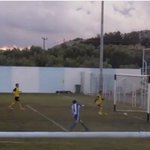 VIDEO: Arguably one of the worst own goals weve seen! How can the defender not clear this? http://t.co/IJJ3n7EGWE http://t.co/IVyL1C918B
