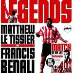 RT @_MarkSanderson: Attention #Saintsfc fans. @mattletiss7 & @FrannyBenali signing @alex_crooks book at @waterstonesWQ. @PitchPublishing http://t.co/hINR3LIXZA