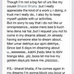 RT @KiranKS: This girl is complaining about the omnipresence of @narendramodi . ROFL read :) http://t.co/OLM5P7Vmp0