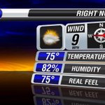 Lunch Time! Here are the current conditions at the Hattiesburg Airport http://t.co/hnFTYtLfZP