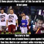 Respect for Roma. http://t.co/odQXJvvwLi
