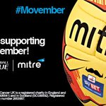 The new @MitreSports ball will be used this weekend - and its supporting @MovemberUK: http://t.co/sitTU6KpHx #pompey http://t.co/1xY8wcmFP7