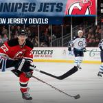 The #NHLJets take on the New Jersey Devils tonight in the second game of a four-game trip >> http://t.co/Q9Sv3LpjuF http://t.co/KIYMnfxUAd