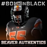Were bold in black this Saturday Beaver Nation! Make sure to wear black! #GoBeavs http://t.co/M8AW6Gbqnx