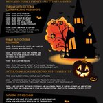 RT @paulinewright2: RT YOU READY FOR THIS #ForestHill #Free #Halloween #Fun FOR EVERYONE! #SE23 #SELondon #London GONNA BE FANGTASTIC! http://t.co/RFGvhC1pmq