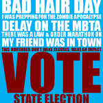 Less than a week to go until the MA State Election on 11/4/14. See you at the polls! #bospoli #mapoli #bosvote http://t.co/i1XZck9EGo