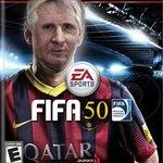 RT @FootballFunnys: FIFA 50 cover.. http://t.co/rlNI0O6BH6