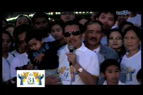 Yehey! Captured. @UNTVweb  #Happy34YearsADD @BroEliSoriano http://t.co/7nYQAwEYHQ
