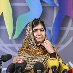 RT @g1: Malala ganha prêmio e doa dinheiro a reconstrução de escolas de Gaza http://t.co/OEEJcEGVOr #G1 http://t.co/CmAfugjKBe