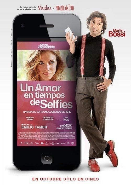 """RT @EddieFiumara: A no perderse """"Un amor en tiempos de selfies"""" excelente película narrando la realidad actual#Cineylluvia @martinbossi http://t.co/tNoC81cjvW"""