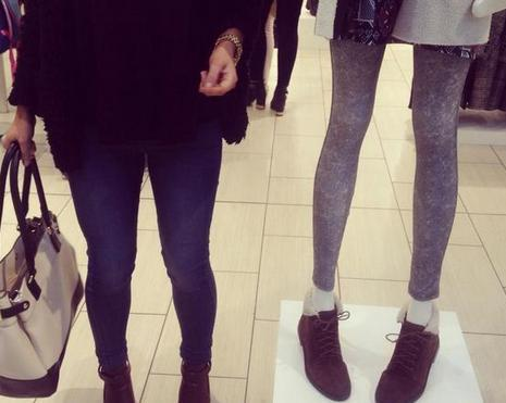 Size Zero Jeans
