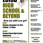 LCISD High School and Beyond Career Night will be held at GRHS on Monday, Nov. 10th at 6pm. http://t.co/uiW4C36OVZ