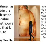 Jenny Saville: I want to be a painter of modern life, and modern bodies http://t.co/cj2DvCtoAO via @guardian http://t.co/pIM65ndBbS