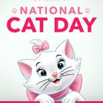 ♫ Everybody wants to be a cat! ♫ #NationalCatDay http://t.co/6xjnFlqeP5