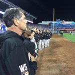 RT @SFGiants: Lined up and ready for #Game7 #SFGiants http://t.co/1Jb918GTKD