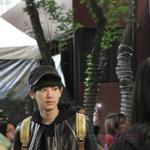 [PIC] 141030 Kpop Stage on Twitter Update: EXO Chanyeol (https://t.co/L9WSJJwtjn) http://t.co/DeRSmPmW0Y