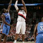 RT @NBA: LaMarcus Aldridge went off for 27 points as the @trailblazers win their home opener 106-89 despite Russells 38. http://t.co/wgx5BioR6y