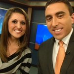 Orange tie for #OrangeOctober. @SFGiants win the #WorldSeries. Were LIVE on @KRCR7 at 10/11. #KCvsSF http://t.co/UkZd7OOfrs