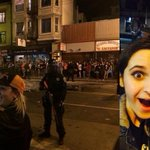 RT @SBNation: The riot cops are out in San Francisco. TIME FOR RIOT COP SELFIES (via @sfkale, @jmariephotog) http://t.co/BJNc5d1SnR http://t.co/atF6YQqI87