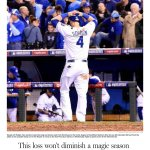"""Almost Home."" Its been a fun 30-day run with the #Royals. Fun ride. Heres the @KCStar A1. http://t.co/69H98q0SRI"