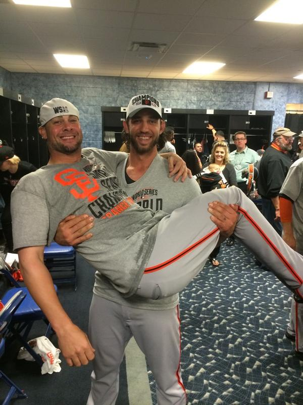 World Series Champions #SFGiants  #StrongerTogether http://t.co/zdelvBqosC