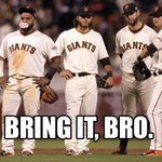 DOUBLE PLAY! #SFGiants http://t.co/vd8GELC17i