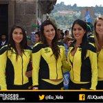 La sonrisa de la #VueltaEmisorasUnidas #euxela89.5 http://t.co/ZLK9CqcHU9