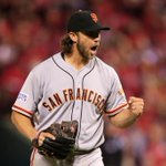 RT @SportsCenter: Madison Bumgarner comes in to pitch 5th inning on just 2 days rest. Bumgarner has a .29 ERA in World Series career. http://t.co/Kdy2mL1qNb