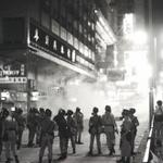 Deja vu from our Mong Kok photo archive: Tear gas used on pro-democracy protesters in 1989 http://t.co/xYOkEG9FoZ http://t.co/Ngop954a1l