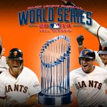 RT @MLB: DYNASTY. For the third time in five years, the @SFGiants are #WorldSeries champions! http://t.co/kqhuRM4Tg2