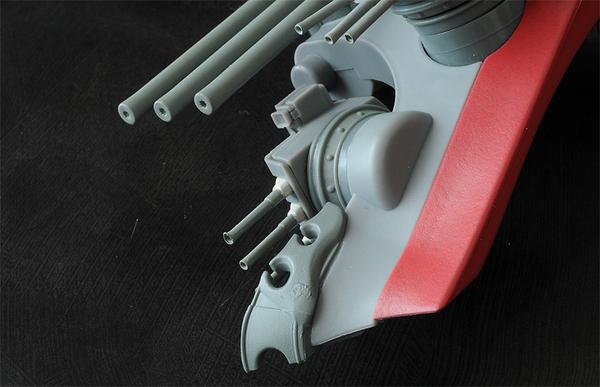 艦これ大和のアクションフィギュア(バンダイ・定価12,960円)の出来が酷い