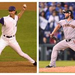 Madison Bumgarner & Randy Johnson are the only pitchers since 1969 with 3 wins in a single World Series. http://t.co/xSsZKisJUC