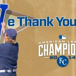We're so PROUD of our #Royals and the community who supported them all season long. THANK YOU! http://t.co/xkp2m3ry1B