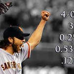RT @SFGiants: His win was changed to a save, but his #WorldSeries numbers remain INCREDIBLE: http://t.co/MXbJuOyj00 #MvpADBUM http://t.co/n43AceM7pV
