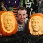 RT @br_uk: Fan carves Louis Van Gaal and Manuel Pellegrinis faces into pumpkins with impressive results http://t.co/xGSmcn6xBu http://t.co/Xkaiaf04fm