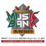Finally D-DAY has come #MusicBankInMexico EXO-K BEAST B.A.P BTS Infinite Girls Day Ailee http://t.co/ZMnyIhggWo