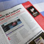 RT @The_Chic_List: Merci @strasbourg @isamod pour votre très #chic article ! #sortezdelordinaire #strasbourg http://t.co/UemxPAVg4k
