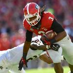 Over 70% of 11Alive voters do NOT think the #Gurley suspension is fair. What do you think? http://t.co/oR3Pt2OMul http://t.co/OpUHj7xUf0