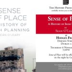 Good luck to @seanaoleary for his book launch next week. Great to see @BScGovUCC graduate doing so well. Success @UCC http://t.co/rXiKEiy662
