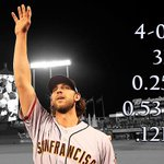 RT @MLB: Madison Bumgarner's #WorldSeries career is impeccable. As in, his ERA is the lowest in HISTORY. http://t.co/QvAk8a14af