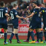 REPORT: @SouthamptonFC repel @stokecity fightback to reach last eight: http://t.co/Kl7xQmgzYU http://t.co/n4ZOnVzxhi