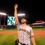 RT @BBCSport: Madison Bumgarner is the biggest name in Baseball once again... http://t.co/qBMg76wLe4 http://t.co/vZI9RzBsZF