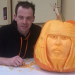 RT @RickTurnerDevon: Some amazing pumpkins carved by #SimonMcMinnis @bigsheepdayout over past two days - are you coming to carve some fun? http://t.co/fNJ41fjiOr