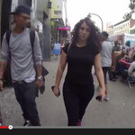 RT @TorontoStar: Silent woman harassed 100+ times walking around NYC, video shows http://t.co/MN0YK4UyWg http://t.co/4F6ESBDFWs