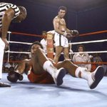 RT @BBCSport: The Rumble in the Jungle 40yrs on - @MuhammadAli vs @GeorgeForeman, by those who witnessed it Mohttp://bbc.in/1sJ26Pi http://t.co/VNivY7uxXB
