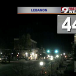 Temperatures continue to cool down this morning. 44°F in Lebanon at 4:40 AM. Join us now on @wcpo! #9WakeUp #CincyWx http://t.co/f4YREx6xv1