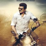 In every scroll in Twitter timeline feed #YennaiArindhaal Look Poster