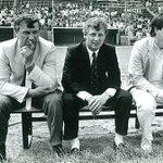 #AjaxKalender: Op 30-10-1998 nam wijlen Spitz Kohn afscheid van #Ajax. Hij fungeerde o.a. als (assistent)trainer.
