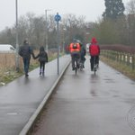 RT @GBCycleEmbassy: Good Cycling Facility of the Week http://t.co/Ua018vH0bE Cycle path with footway, Cambridge http://t.co/IuFyFSJOlW